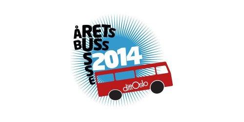 Årets russebuss 2014 Logo breg