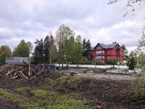 Ekebergbanen Sæter