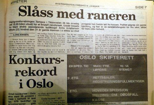 Akersposten 5. januar 1990