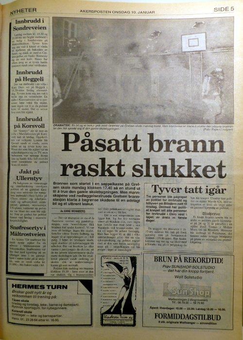 Akersposten 10. januar 1990