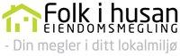 Folk i husan Eiendomsmegling Vesterålen logo