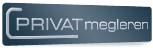 PRIVATmegleren Larvik logo
