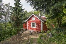 SKIEN - KIKUT Usjenert beliggende hytte med kort vei til Skien