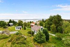177 mål med idyll på paradisøya Lundøy like ved Bekkjarvik