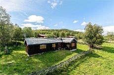 Visning: Onsdag 21.09 - Hytte med flott utsikt. Vinterbrøytet vei. Nær løpypenett. 3 soverom.