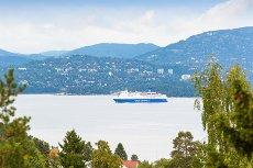 Nesoddtangen - Hellvik - Sjelden panoramautsikt over Oslo og Bunnefjorden