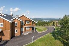 Gålå- Wadahltunet - Toppleilighet med flott utsikt og gode solforhold!