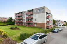 Horten sentrum - 2-roms andelsleilighet i 4.etg m/heis og vestvendt balkong - Livsløpstandard