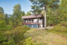 Koselig oppusset hytte i Eidsfoss