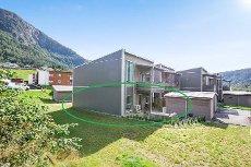 Flott, nyere 2-roms med carport, stor terrasse og trappefri tilkomst - Vie