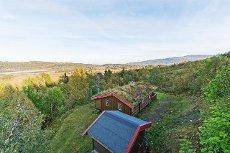 Høgkjølen - Trivelig hytte med flott beliggenhet på Høgkjølen. Gode turmuligheter. Utsikt og solrikt.