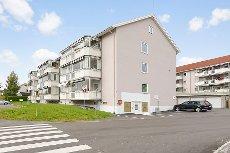 Nær sentrum/Bugården - Andelsleilighet i høy 1. etg. med to soverom og solrik balkong!