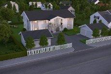 Haukerød - 3 og 4 roms leiligheter med garasje og gode solforhold !