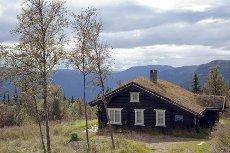 Visning 26/10 12-13:00. Uvdal - flott hytte i Månevegen med fantastisk utsikt, ca. 950 m.o.h. Unik mulighet!