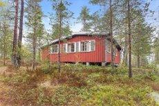 Abusland/Espetveit - Tvangssalg av hytte med enkel standard som trenger renovering eiertomt på ca 1,7 dekar