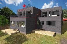 NYHET! MORTENSNES - Romslig 4-roms prosjektert selveierleilighet med vestvendt terrasse, carport og flott utsikt!