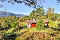 Tysnes/Økland - Koselig hytte i landlige omgivelser med 3 soverom.