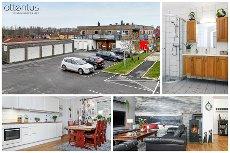 Spydeberg - Påkostet 3-roms selveierleilighet fra 2010 -terrasse på hele 28 kvm -garasje -heis -lave bokostnader