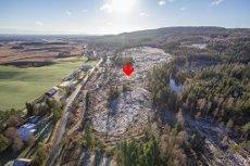 RAMSTADÅSEN - NANNESTAD - 11524 m2 TOMTEFELT FOR KONSENTRERT BEBYGGELSE - SKILØYPE SOM NABO