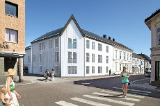 """Tønsberg/Sentrum - """"KUN 2 LEILIGHETER IGJEN"""" 9 nye flotte selveier leiligheter midt i Tønsberg sentrum"""