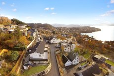 Morvik - Boligtomt med flott beliggenhet - fantastiske sol- og utsiktsforhold