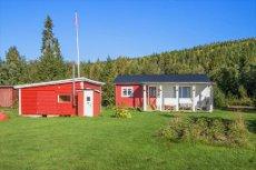 Hattfjelldal - Hytte med anneks og 3 soverom. Flott tomt og utsikt!