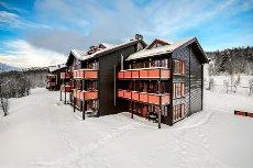 Beitostølen Leilighet - Toppleilighet m/panoramautsikt, 4 soverom, 3 bad, garasje