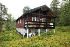 NY PRIS! Koselig hytte på Utvikfjellet. Fine turterreng og kort veg til skisenter.