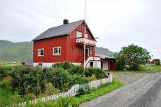 Fredvang - Innholdsrik enebolig fritt og landlig beliggende i flotte omgivelser