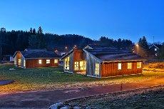 Kvastebyen/Skjebergkilen - Ny og moderne hytte - god standard - praktisk planløsning - fin beliggenhet nær sjøen