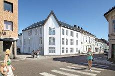 Tønsberg/Sentrum - BYGGESTART ER VEDTATT! 2 leiligheter igjen. Midt i Tønsberg sentrum.