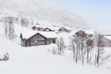 Røldal - Ny fullstandardhytte med god beliggenhet - Ski-in/Ski-out - Bør sees!