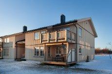 Lys og moderne leilighet i Sjøsiden Brl.