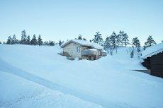 Flott fritidsbolig ved Jølster skisenter - badstu - skitrekk og turløype like ved