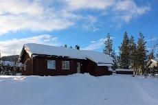Nesbyen Alpinsenter - Hytte ved golfbanen, skiløyper, turterreng og alpinanlegg rett utenfor døren.