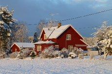 Idyllisk og koselig på landsbygda - tett på skogen og i landbruksområde - syd for Hemnes.