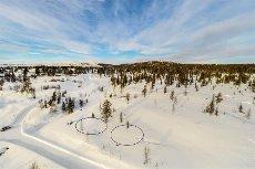 Gol - Grønlio/ Sjauset - 2 flotte hyttetomter med 100 meter avstand til skiløyper
