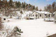 Bakkane- frittliggende enebolig med fin landlig beliggenhet- kun 5 kvm fra Larvik Sentrum
