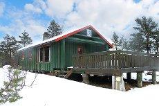 Stålevann - Hytte med beliggende i naturskjønne og flotte omgivelser.