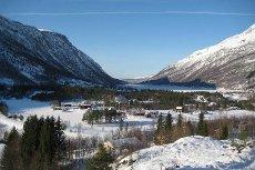 Boligtomt i Beisfjord med praktfull utsikt. Meget gode solforhold.