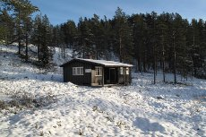 Blefjell - Nordstul - Eiertomt, solrikt m/utsikt nær snaufjell og løypenett.