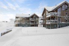 GEILO - SØRGRENDA - Flott leilighet på Kikut. Ski inn/ut og gode solforhold