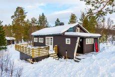Reinfjellia - Hytte med unik beliggenhet