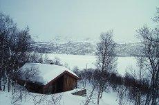 Rauland ved Møsvatn. Hardangerviddas terskel, roens palass, hodets rasteplass