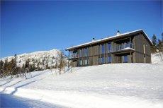 Prosjekterte leiligheter, Kvitfjell Vest! Svært flott utsikt og meget gode solforhold!