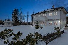 FROGNER| LUNDERÅSEN - Herskapelig enebolig m/dbl. garasje. Lysthus. Flott hage. Barnevennlig.