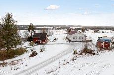 Aurskog/Harkerud - Enebolig med stor og solrik tomt på 5 mål - Nyere garasje/verksted
