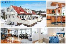 VISNING! Ringvoll - Meget stor og praktisk familiebolig -innredet u.etg med egen inngang -garasje/carport -barnevennlig