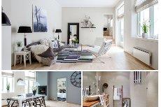 Sentrum - Stor og lekker leilighet med privat terr. på 73 kvm * Peis * Heis * 2 p-plasser i avlukket og overbygd bakgård
