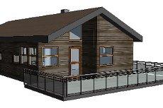 Kommer for salg! Nybygget hytte Nystøllia, Torpo, Hallingdal